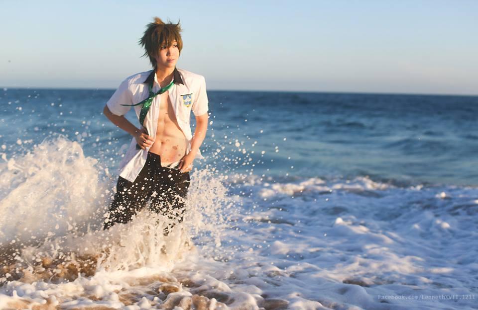 Splash Free! by LennethXVII