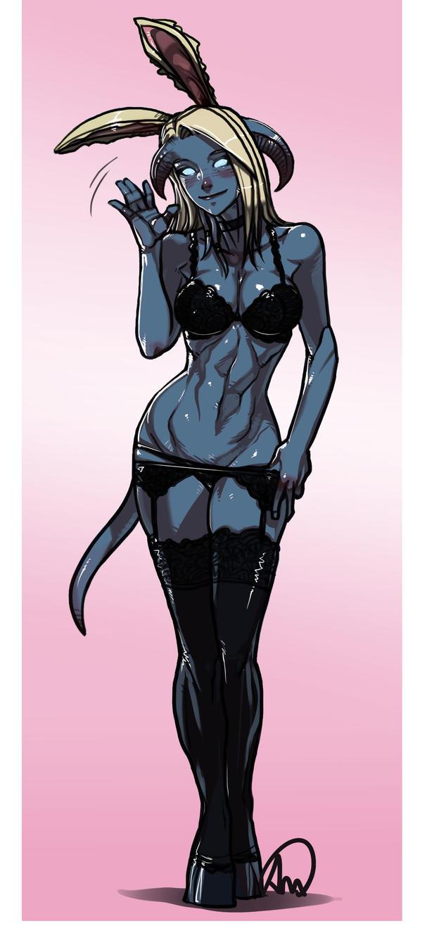 Draenei theme fleshlight anime photo