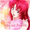Icon: Meyrin Hawke by ethie-chan
