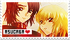 AsuCaga Stamp by ethie-chan