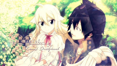 Desktop Wallpaper: Mavis and Zeref