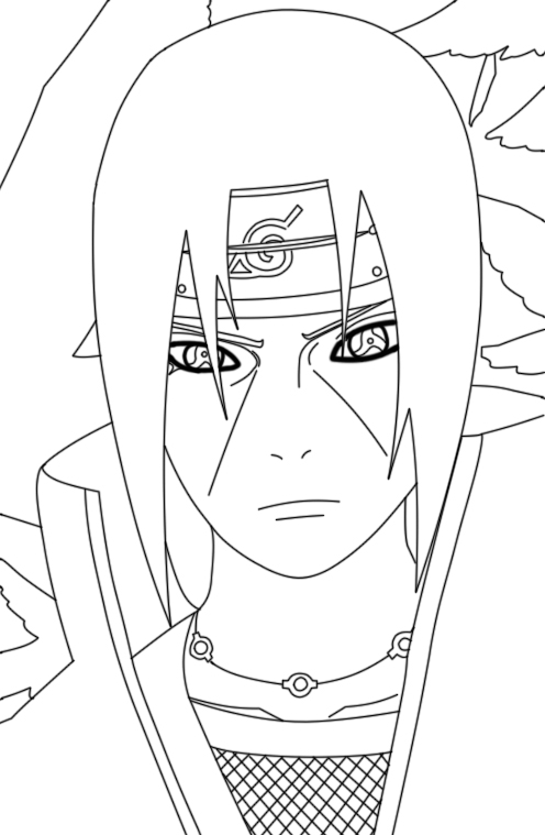 Itachi by omega-deviant on DeviantArt