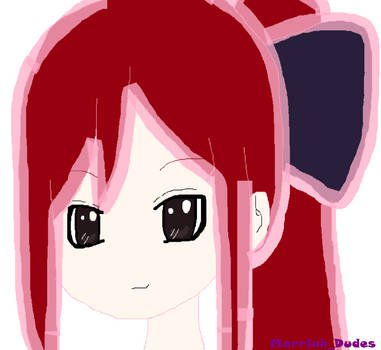 Erza Scarlet by Marriah19Dudes
