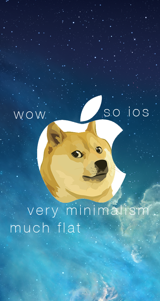 Doge iPhone Wallpaper by sandiskplayer34 ...