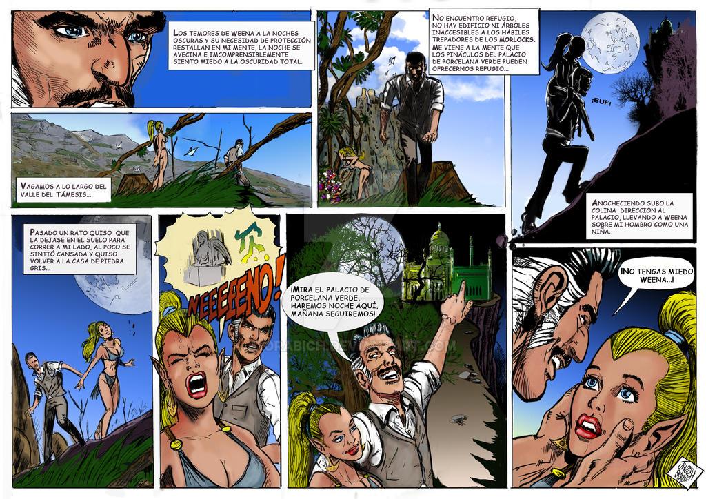 LA MAQUINA DEL TIEMPO pagina 49 by orabich