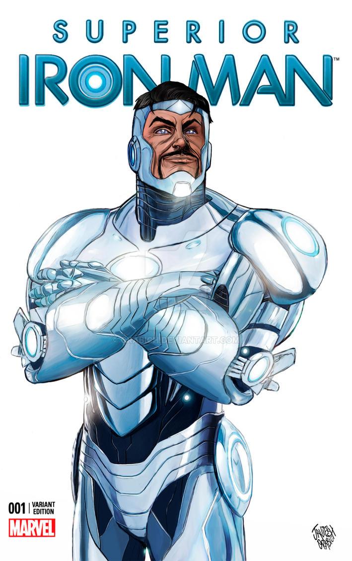 SUPERIOR IRON MAN. by orabich