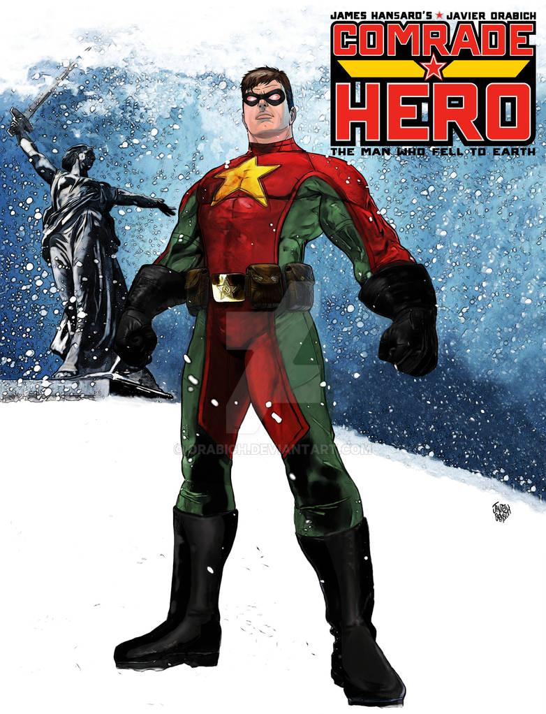 COMRADE HERO.