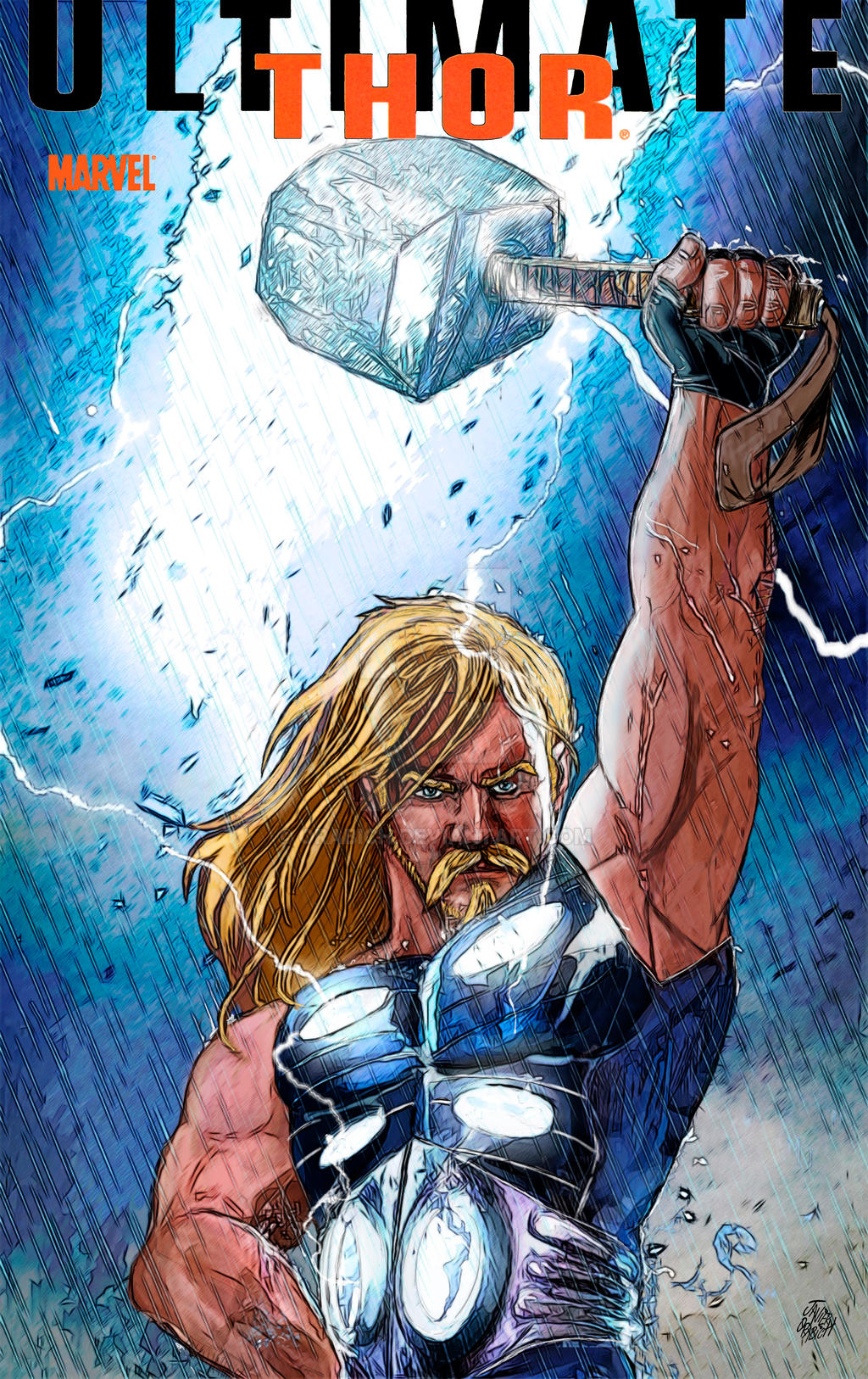 ULTIMATE THOR. by orab...