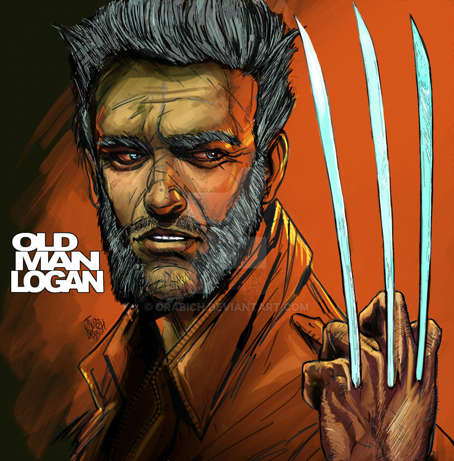 OLD MAN LOGAN. by orabich