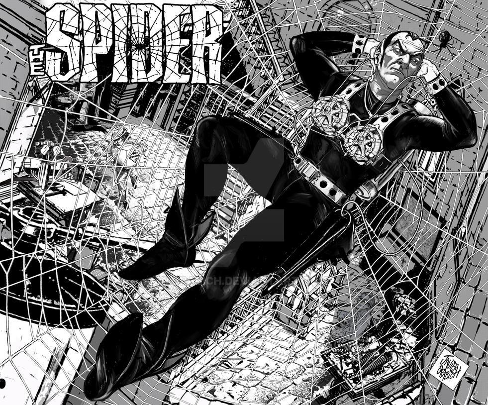 THE SPIDER EN LA GUARIDA. by orabich