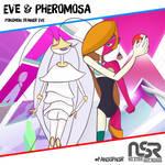 Pokemon trainer Eve