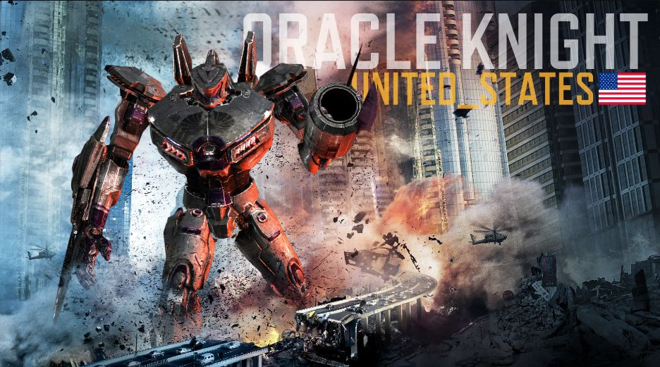 Oracle Knight (USA) - Pacific Rim Jaeger by ... Pacific Rim Jaeger Stats