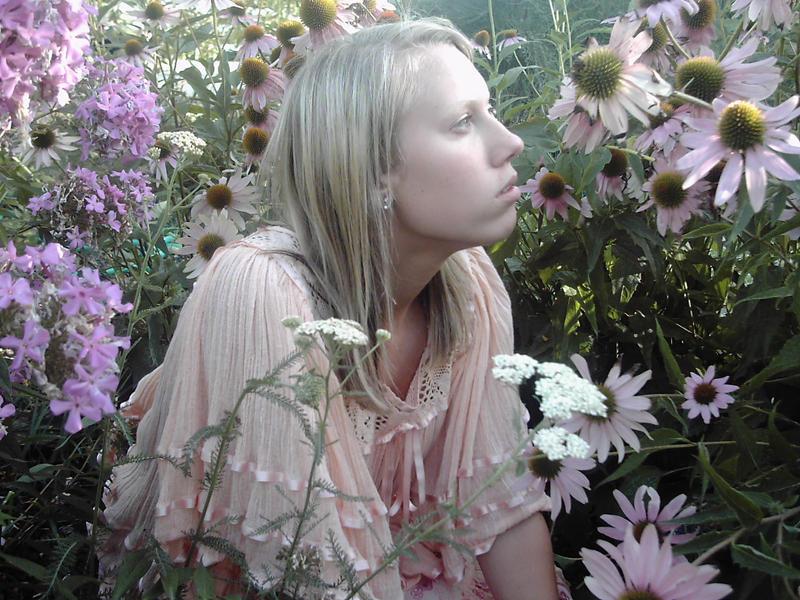 Garden shoot 5 by Lafia-Stock