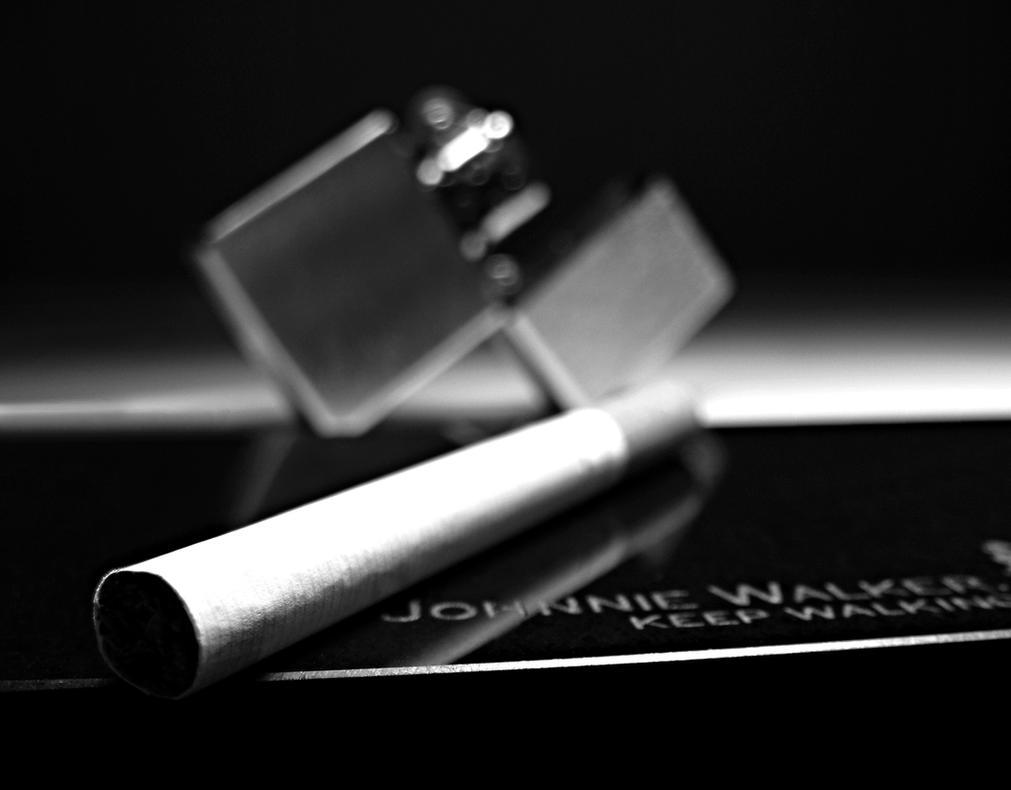 Last cigarette? by Randal01