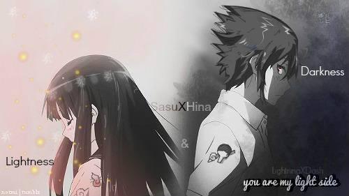 Yin and Yang~ SASUHINA by edline02