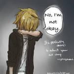 Yukine - I'm not okay