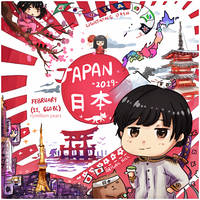 APH Hetalia - Happy Japan Day 2019 by edline02