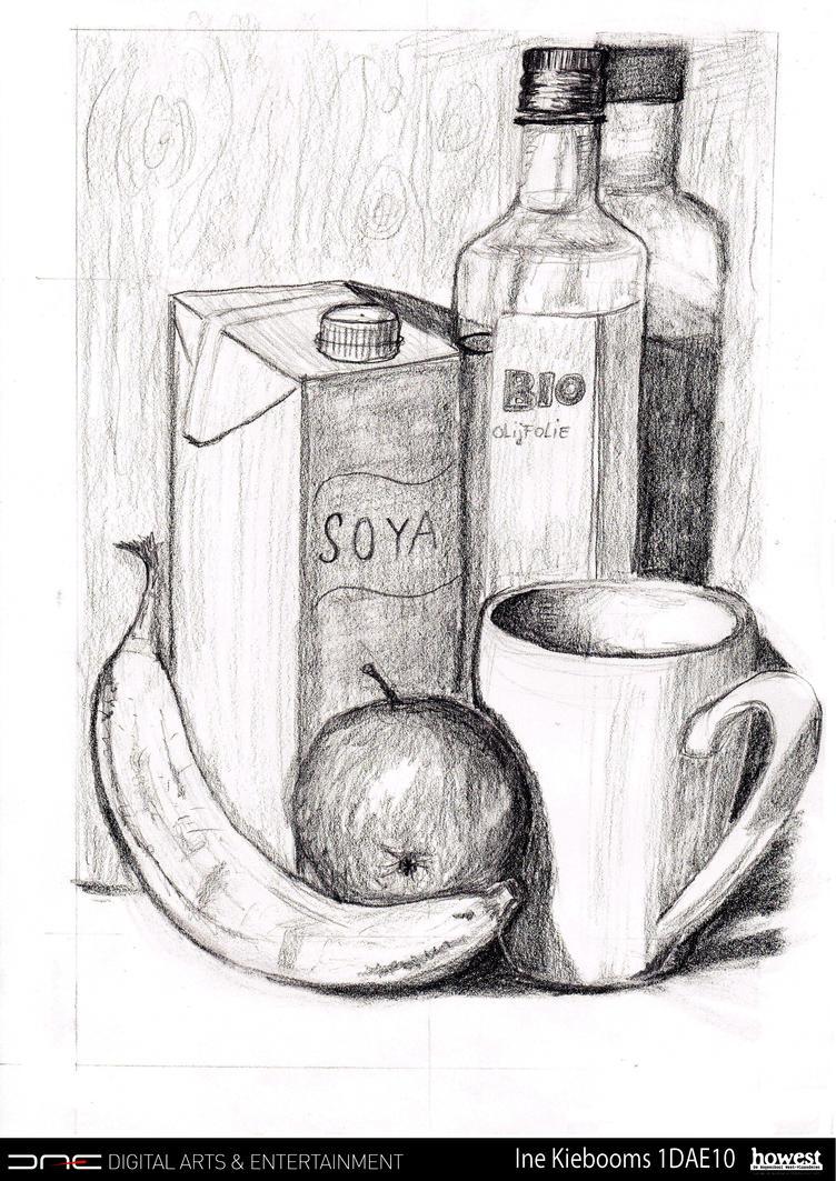 Still Life 02 by N-ink