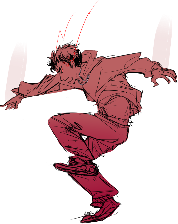 random dynamic pose??? whats goin on by chiiioh on DeviantArt