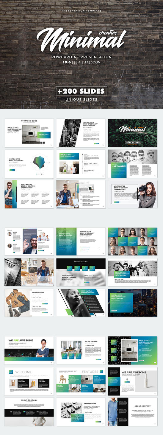 Pptx explore pptx on deviantart ghoo36a 0 0 creative minimal powerpoint template by ghoo36a toneelgroepblik Gallery