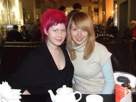 i and my friend Linda