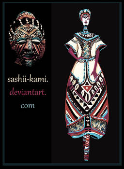 shaman's mistress