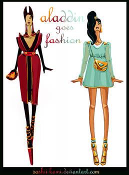Jafar and Jasmine