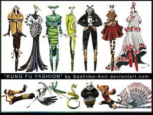 Kung Fu Fashion