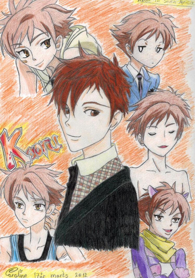 Kaoru Hitachiin by Iloveyoukisshu
