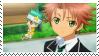 Kukai and Daichi stamp by Iloveyoukisshu