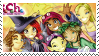 W.I.T.C.H. stamp by Iloveyoukisshu