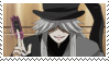 Undertaker stamp for KuraiNatome by Iloveyoukisshu