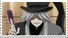 Undertaker stamp for KuraiNatome by Iloveyoukisshu
