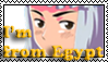 I'm from Egypt by Iloveyoukisshu