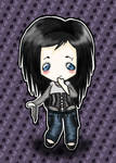 Chibi: Amy Lee of Evanescence