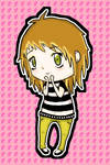 Chibi: Hayley W. of Paramore