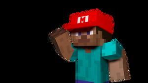 Minecraft + Mario = Minerio...? by SkyDoesMinecraft