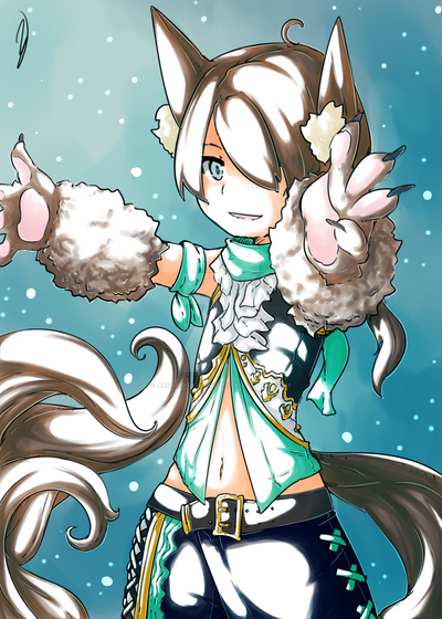 Adoptable - Luna Luyeh'wo Lue SOLD by Asgard-Chronicles