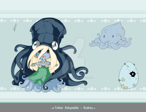 Critter Adoptable Default Coloring by Asgard-Chronicles