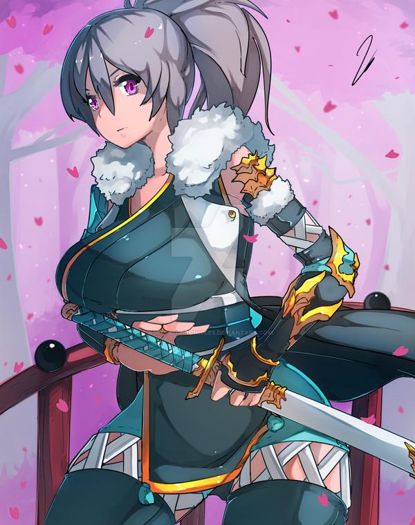 Adoptable - Shinobu SOLD by Asgard-Chronicles