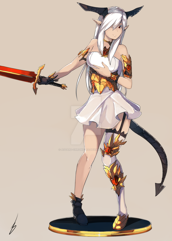 Adoptable - Neith SOLD by Asgard-Chronicles