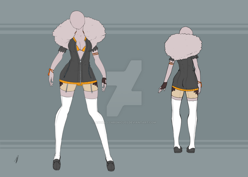 Adoptable - Outfit 3 SOLD by Asgard-Chronicles