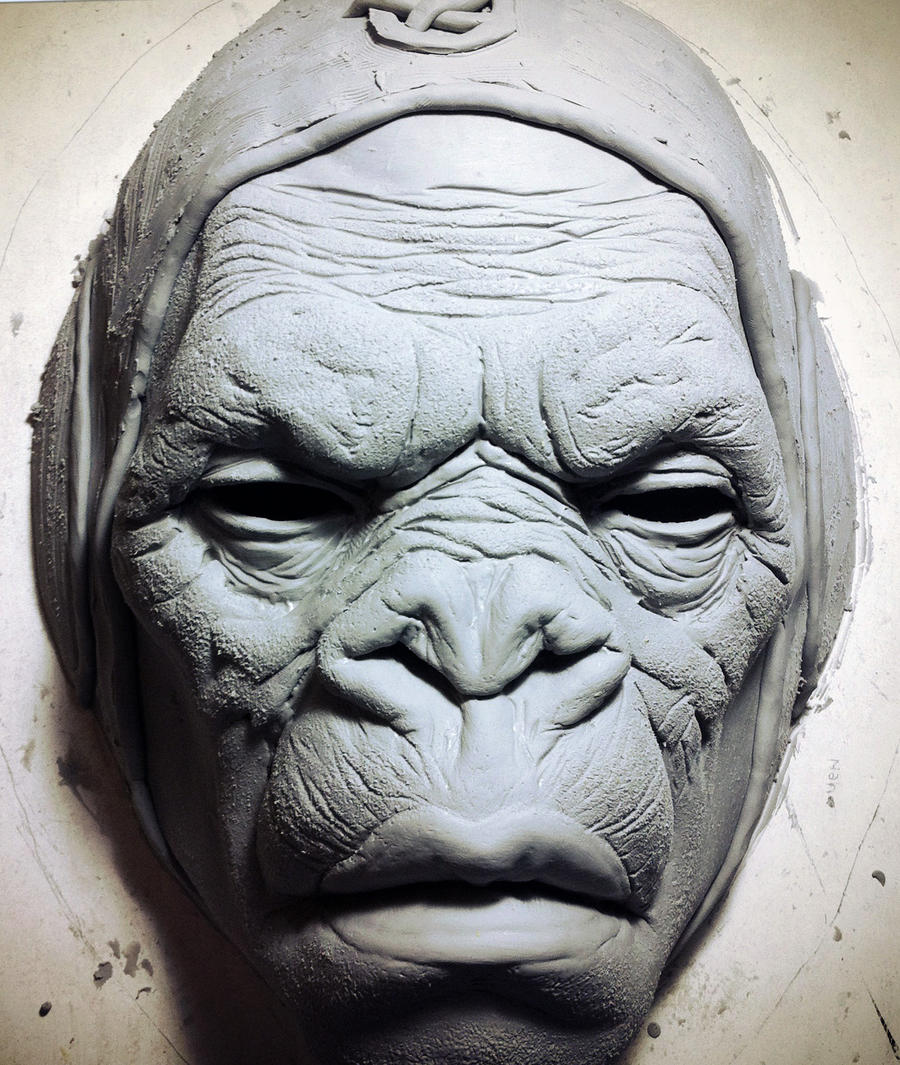 Mask wip astronaut by Cleytonoliveira