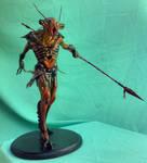 Creature maquette final