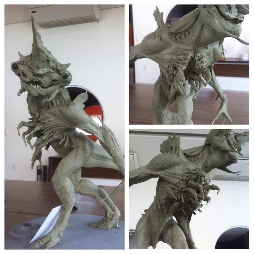 Kaiju by Cleytonoliveira