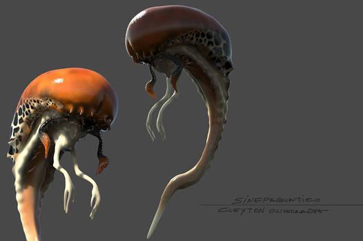 Creature Design Final Render