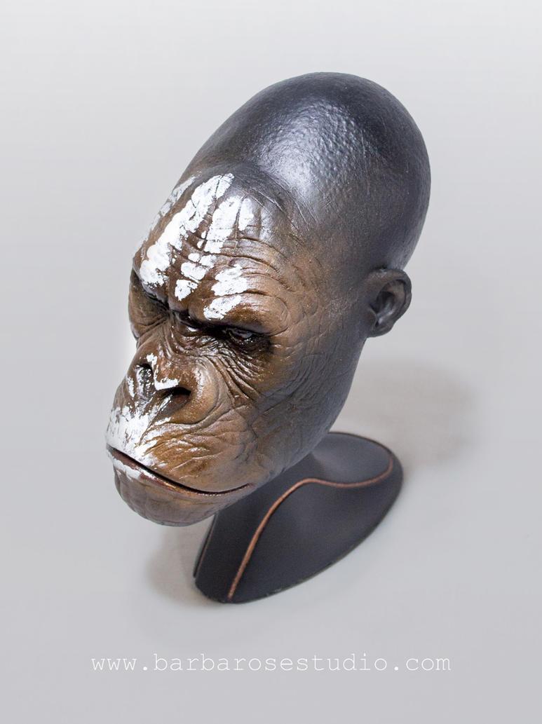 Gorilla by Cleytonoliveira