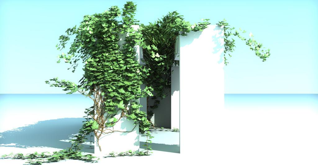 plantes grimpantes 1 by exart design. Black Bedroom Furniture Sets. Home Design Ideas