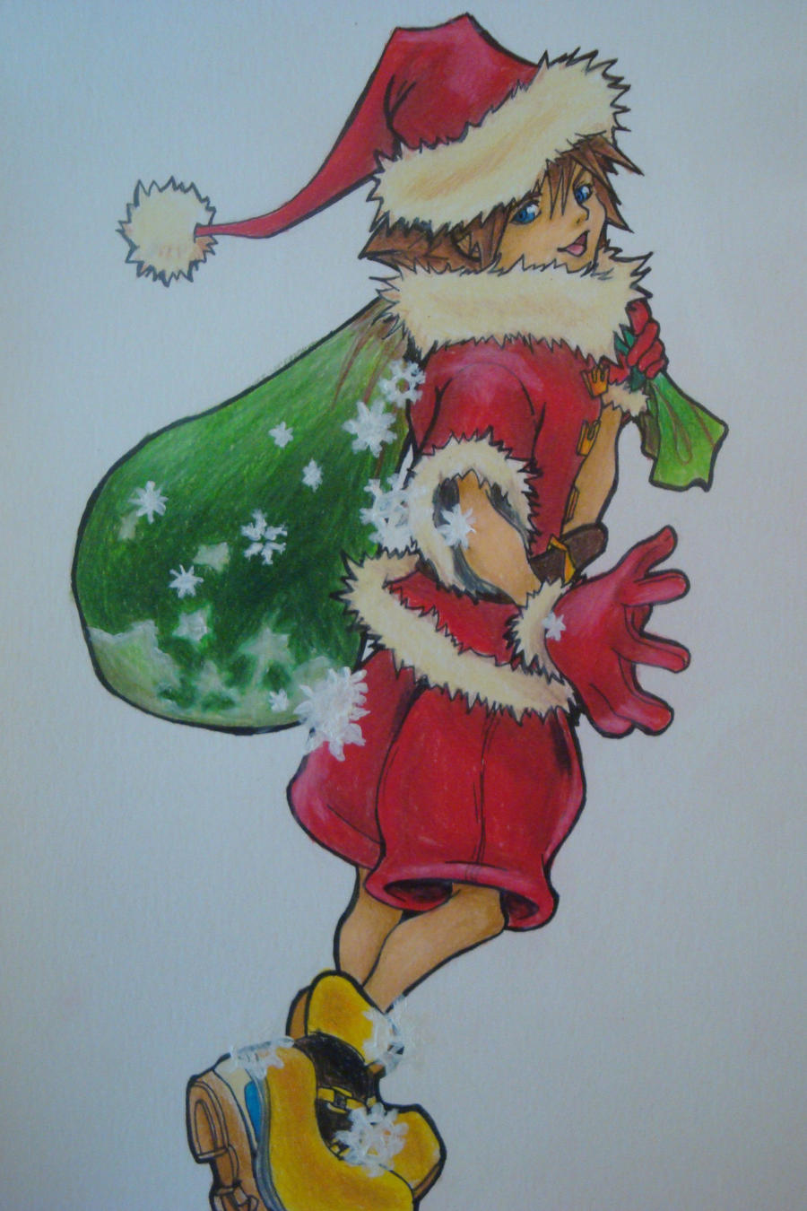 Sora Claus by Highway3