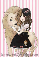 Beauty and Beast 1 of 5 by ennemme